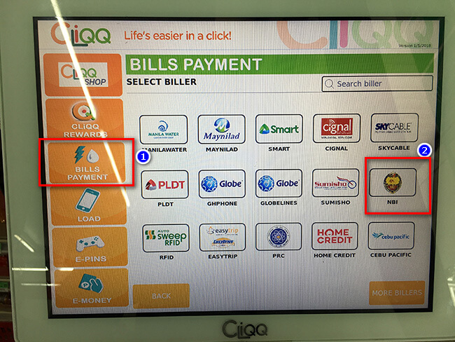 Pay Your NBI Clearance Application in 7-Eleven